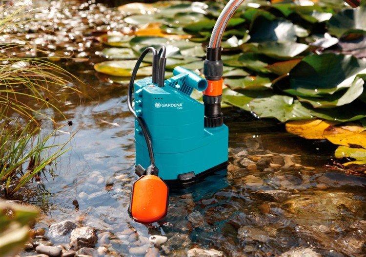 погружные дренажные насосы для грязной воды с поплавком