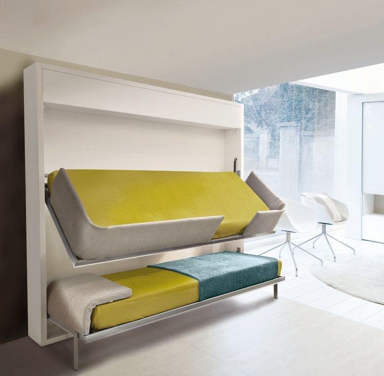 Кровати в три яруса фото